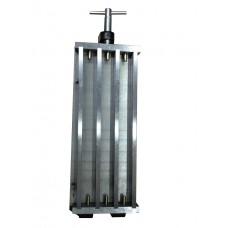 Khuôn đúc mẫu thí nghiệm độ nở sun phát của vữa xi măng 25x25x285mm