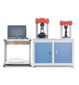 Khảo  sát vật liệu  với máy nén xi măng thông minh